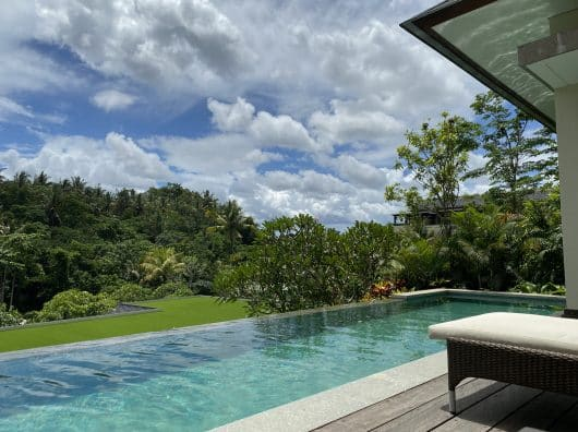 The Westin Ubud, Bali : Une villa extraordinaire