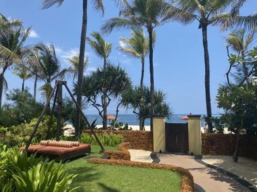 The St. Regis Bali - Strand Villa : Un paradis sur terre ?