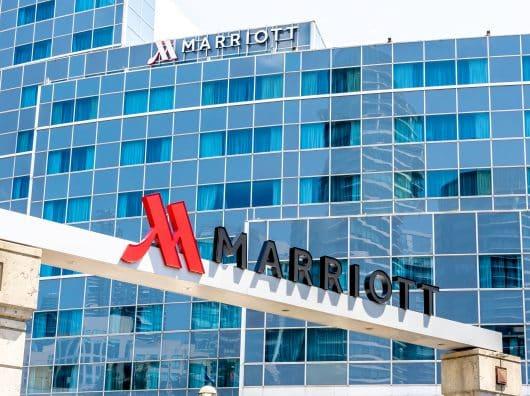 Marriott double les points et les nuits de février à avril 2021