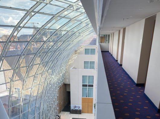 Marriott Ghent - Junior Suite : Où est passé le professionnalisme ?
